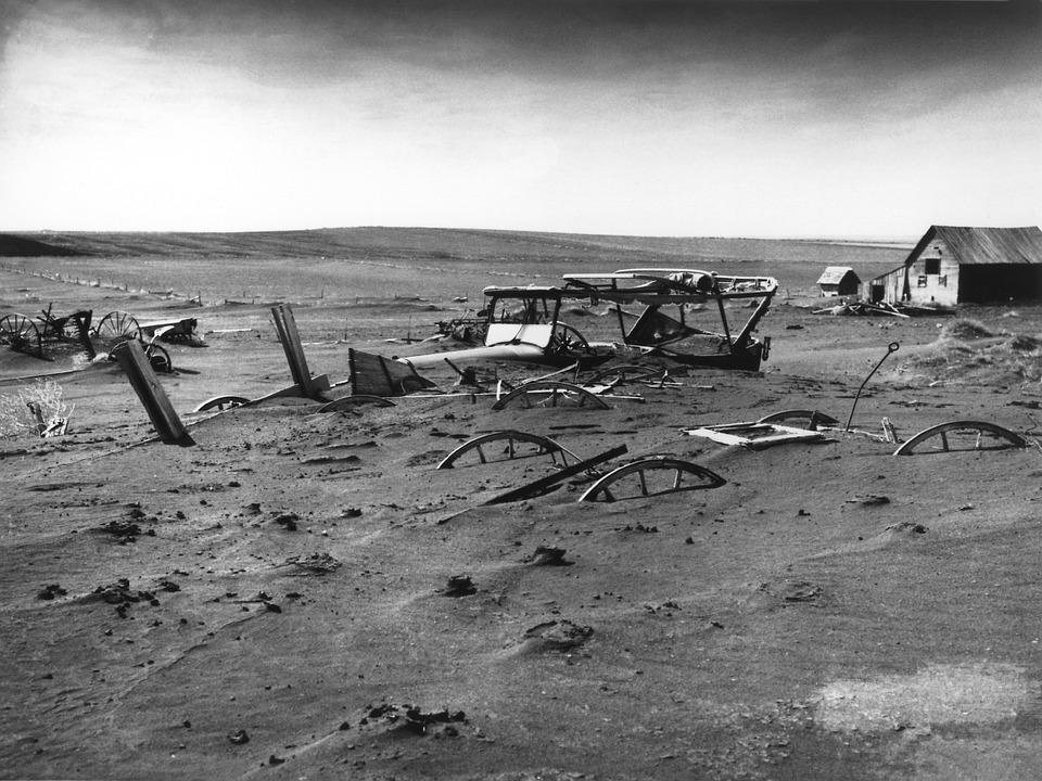 Dust Bowl si inceputurile No-till in SUA